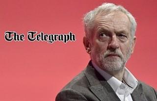 Jeremy Corbyn robot vergisi getirmek istiyor