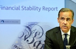 Merkez Bankasi Başkanı Carney'den faiz artışı...