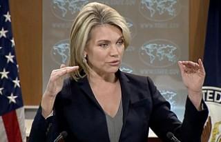 """ABD Dışişleri Bakanlığından """"vize krizi""""..."""