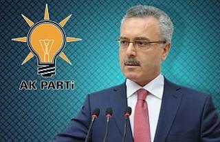 AK Parti'de 4 il başkanlığına atama