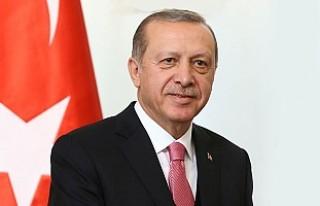 Erdoğan'ın Cumhuriyet Bayramı Mesajı