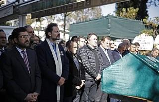 Eski Türkiye güzeli Manolya Onur son yolculuğuna...