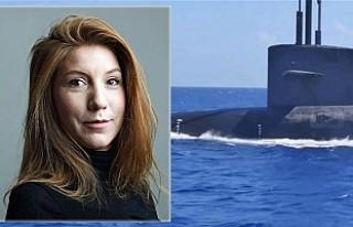 İsveçli kayıp gazetecinin başı denizde bulundu