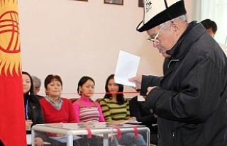 Kırgızistan yarın sandık başına gidecek
