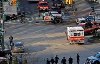 New York'ta saldırı: En az 8 kişi hayatını...
