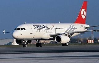 THY'nin Ankara-Paris tarifeli seferleri başladı