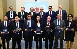 Avrupalı Türk Girişimciler Ödüllendirildi