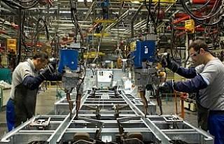 Birleşik Krallık'ta imalat sektörü büyümesi...