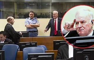 'Bosna Kasabı' Ratko Mladiç, soykırımdan...
