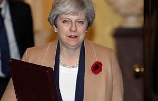 İngiltere Başbakanı'nın zor günleri