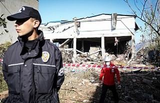 Bursa'da korkutan patlama: 5 ölü