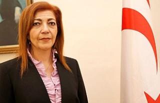 Büyükelçi Zehra Başaran'ın 15 Kasım Mesajı