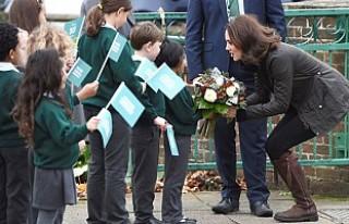 Düşes Kate Middleton, 10 yıldır aynı çizmeyi...