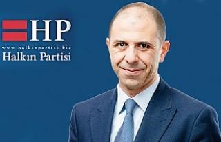 Halkın Partisi  Aday Listesi Netleşti