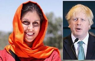 İran'daki tutuklu İngiliz için Boris Johnson...