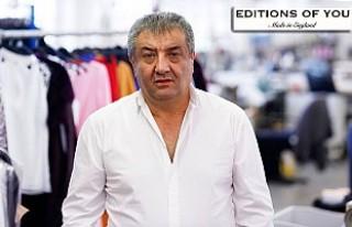 İş adamı Sar'dan moda dünyasına yeni marka:...