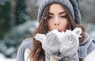 Kış aylarında da güneş kremi kullanın