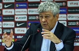 Lucescu Arnavutluk yenilgisini böyle  anlattı