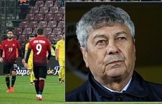 Lucescu Romanya yenilgisini 'sekronize eksikliğine'...