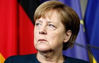 Merkel zor duruma düştü, İngilizler heyecanlandı