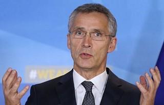 NATO Genel Sekreteri Stoltenberg Türkiye'den...