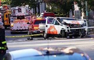 New York saldırganı, Uber şoförü çıktı