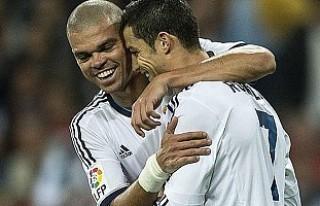 Pepe: Ronaldo'nun Beşiktaş'a gelmesini...
