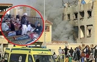 Terör camiyi hedef aldı: 85 ölü
