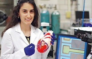 Türk kızı, insan enerjisi ile çalışan kalp pili...