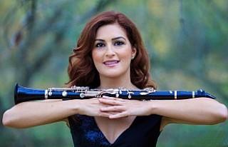 Türk Müzisyen Özlem Çelik, 'English Opera'da...