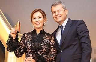 Türkiye'nin en başarılı kadın girişimcisi...