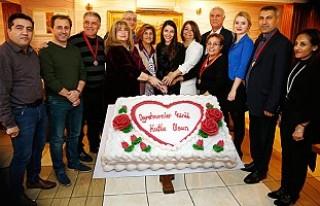 Londra'da Türkülerle Öğretmenler Günü kutlaması
