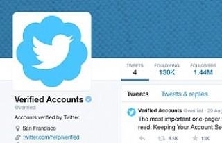 Twitter bazı kullanıcıların onayını kaldırıyor