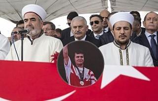 Yüzyılın sporcusu Süleymanoğlu son yolculuğuna...