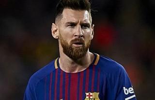 Barcelonalı Messi, Chelsea'ye 8 maçta da gol...