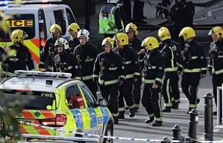 Londra'da yine bomba alarmı!