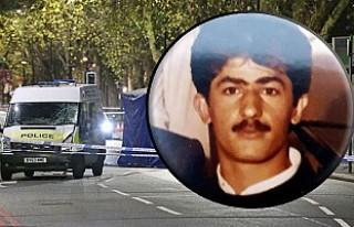 Londra'da polis aracının çarptığı Süleyman...