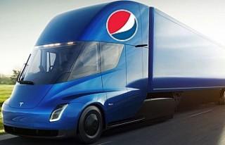 Tesla'ya Pepsi'den dev sipariş