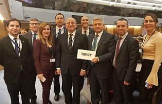 Türkiye, yeniden IMO konsey üyesi