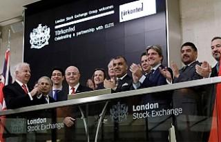 """TÜRKONFED """"Yükselen Liderler""""i Londra Borsası'nda..."""
