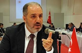 'Yurtdışı Vatandaşlar Danışma Meclici'...