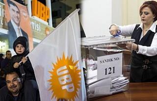 KKTC'de erken genel seçimin galibi UBP oldu