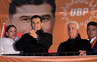 KKTC Halkı 'Koalisyon' dedi; UBP Birinci...