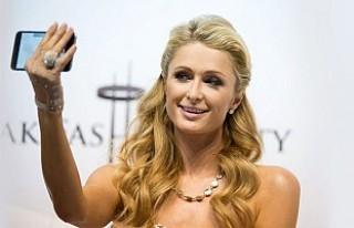 Paris Hilton'un serveti iki milyon dolar artıran...