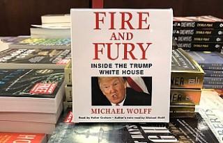 Trump'ın ilk yılını anlatan kitap ABD gündemini...