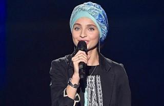 Başörtülü kadın, İslamofobik saldırılar yüzünden...