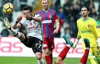 Beşiktaş'tan, Kardemir Karabükspor'a...