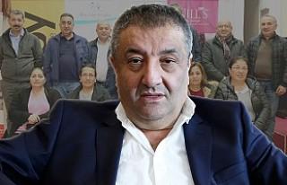 Bozca- Der'in başkanlığına iş adamı Mehmet...