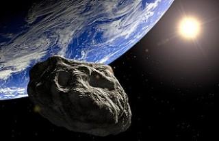 Dünya'nın yakınından asteroit geçecek