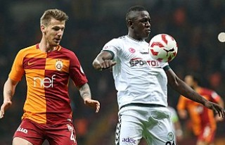 Galatasaray, Teleset Mobilya Akhisarspor'un rakibi...